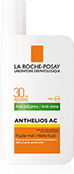 Anthelios AC  FPS 30 Fluido Mate packshot from Anthelios, by La Roche-Posay