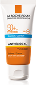 Anthelios XL  FPS 50+ Cremè fondant packshot from Anthelios, by La Roche-Posay