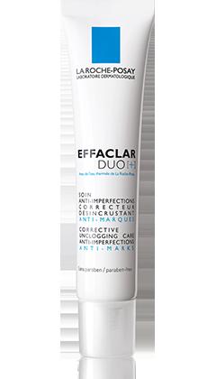 EFFACLAR DUO[+]   packshot from Effaclar, by La Roche-Posay